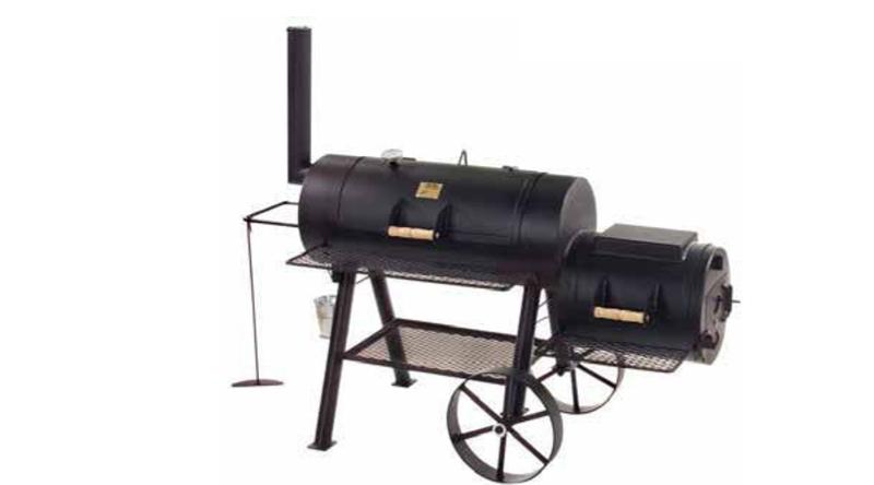 "16"" Texas Classic Smoker"